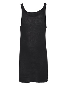 BORIS BIDJAN SABERI Simple Tank Black