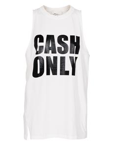 3.1 Phillip Lim Cash Only Antique White