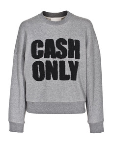 3.1 Phillip Lim Cash Only Long Melange Grey