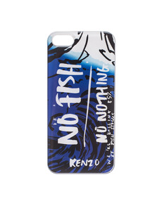 KENZO Statement No Fish No Nothing Blue