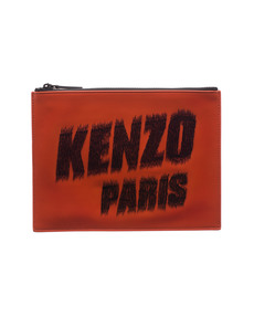 KENZO Paris Pouch Orange