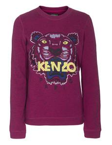 KENZO Tiger Roaring Heathered Purple