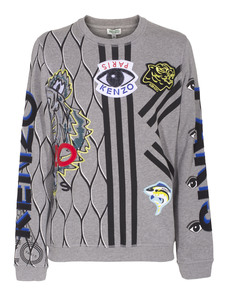 KENZO All Over Multi Grey