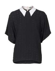 KENZO Square Collar Black