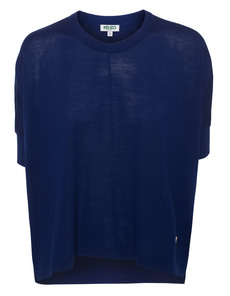 KENZO Clean Oversize Blue