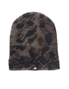 FRIENDLY HUNTING Right Cap Paisley Leo Medium Brown Espresso