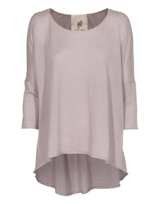 FRIENDLY HUNTING Lax 3/4 Sleeve Crystal Taupe