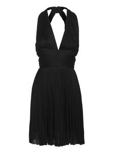 Maria Lucia Hohan Short Flamingo Onyx Black