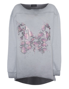 CAMOUFLAGE COUTURE STORK Butterfly Grey
