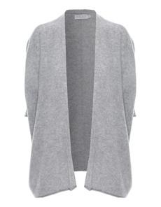 VELVET BY GRAHAM & SPENCER Freya Open Knit Grey
