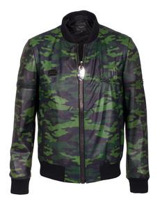 LES ÉCLAIRES Bomber Camouflage