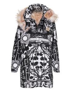 LES ÉCLAIRES Flower Gangsta Queen Black White