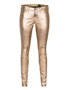 AG ADRIANO GOLDSCHMIED  The Absolute Legging Gold