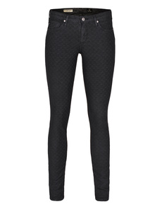 AG ADRIANO GOLDSCHMIED  The Absolute Legging Sulfur Dark Charcoal
