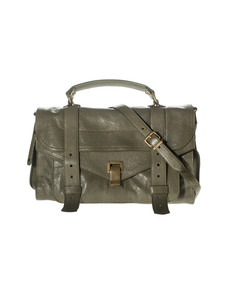 PROENZA SCHOULER PS 1 Medium Lux Dark Olive