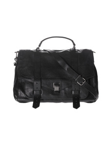 PROENZA SCHOULER PS 1 Large Lux Black