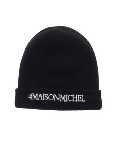 Maison Michel Hashtag Maison Black