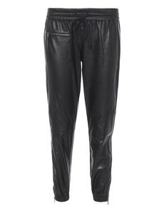 Pam&Gela Track Leather Black