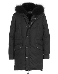 YVES SALOMON Winter Down Black