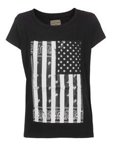 ELEVEN PARIS Flag USA Black