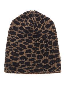ALBEROTANZA Cheetah Ribbed Brown