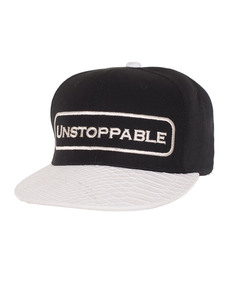 UNSTOPPABLE NYC Snake Silver White