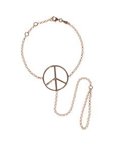 ART YOUTH SOCIETY Single Peace Gold