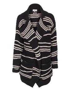Essentiel Antwerp Hordea Stripe Black