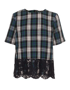 Essentiel Antwerp Hother Tartan Multi