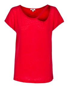 LNA CLOTHING Palm Desert Red