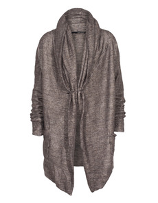 ISABEL BENENATO Long Pin Taupe