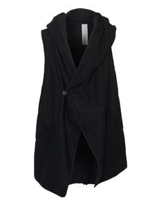 ISABEL BENENATO Asymmetric Leather Black