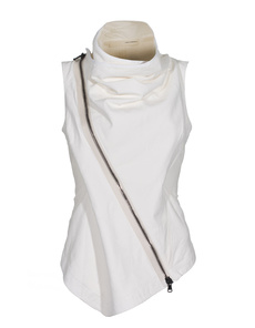ISABEL BENENATO Linen Leather White