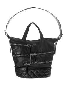 GIUSEPPE ZANOTTI Louna Refined Zip Black