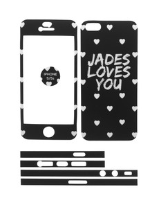 NEONNEID Jades loves you black