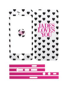 NEONNEID Jades Loves You White