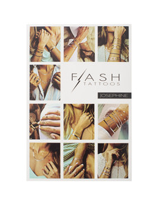 FLASH TATTOOS Josephine Parisian Chic