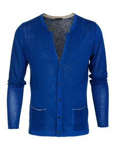DRAKEWOOD Mathis Knit Blue