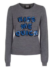 MARKUS LUPFER Kiss me quick Grey