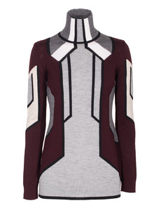 PETER PILOTTO Contrast Graphic Turtle Grey