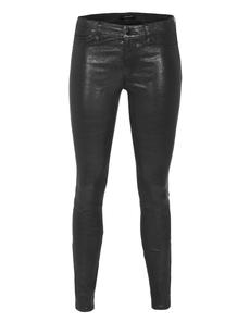 J BRAND L8001 Super Skinny Leather Noir