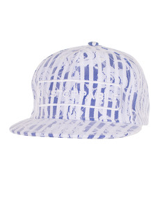 UNSTOPPABLE NYC Lace Blue White