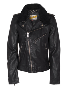Schott NYC Perfect Biker Black