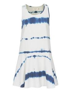 ELEVEN PARIS Lisbet Batik White Blue