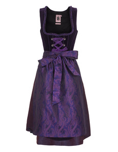 GERMAN PRINCESS Velvet Glamour Purple