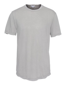 JAMES PERSE Round Neck Longer Shadow