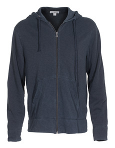 JAMES PERSE Classic Sweat Hood Midnight