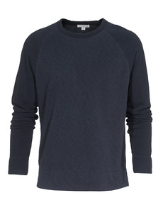 JAMES PERSE Tri-Tone Vintage Fleece Midnight