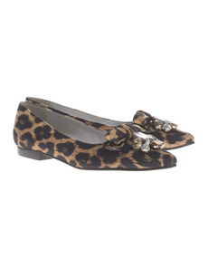 THE NO ANIMAL BRAND Leo Flat Vecton Brown