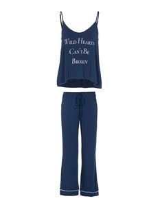 WILDFOX Wild Hearts Dark Blue